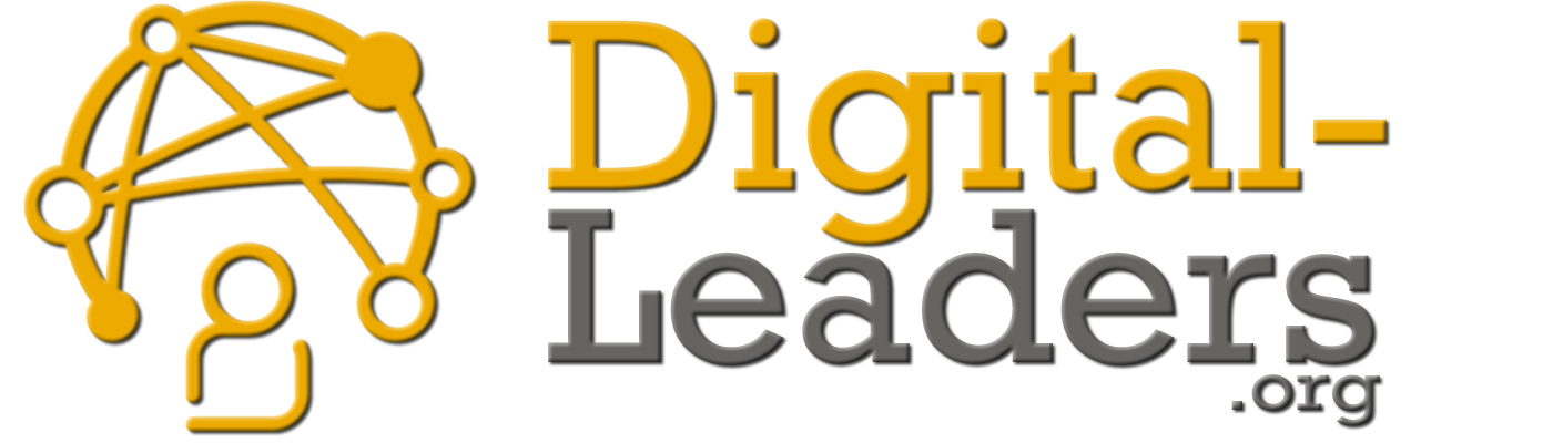 Digital Leaders website logo